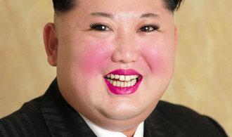 """KLDR ukázala neretušovaného Kima. Ale weboví tvůrci to rychle """"napravili"""", podívejte se"""
