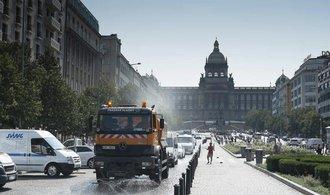 Praha řeší, jak vzdorovat vedru. Dokončuje strategii na přizpůsobení se změnám klimatu