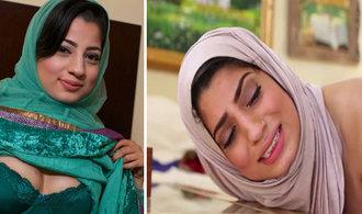 Pákistánská muslimská pornoherečka Nadia Alí má jasný názor: Korán porno nezakazuje