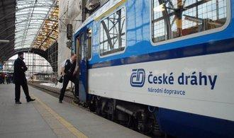 Dráhy zavedou rychlé vlaky na jih Čech a do Rakouska