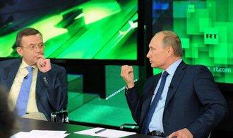Radek Palata: Volební dohra ruské krize patrně neproběhne