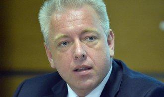 Chovanec: Finanční policie začne fungovat od příštího roku