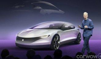 Apple nebude mít vlastní auto, nepřekonal problémy s vývojovým týmem
