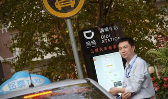 Největší čínské IPO od Alibaby: na burzu v USA míří hlavní konkurent Uberu