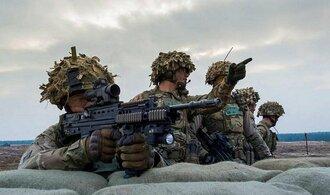 Do Estonska a Polska zamíří pod vlajkami NATO dalších 650 Britů