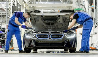 Německé ekonomice se daří nejlépe za poslední roky