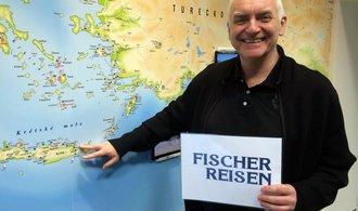 Václav Fischer hlásí návrat na český trh. Turisté budou létat z Německa