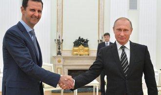 Putin: Rusko může Asadovi poskytnout azyl, pokud to bude třeba