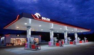 Petrochemickému koncernu Orlen vzrostl zisk, také díky uzavření rafinerií