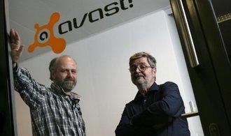 Český Avast kupuje rivala AVG za 32 miliard, v hotovosti