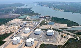 Z USA vyplul první tanker s břidlicovým plynem, dodávka je pro Brazilce