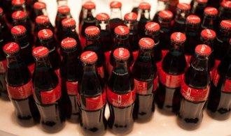 Coca-Cola zvýšila zisk o téměř 20 procent na 3,1 miliardy dolarů