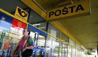 Česká pošta nabídla své pobočky jako pomoc při zavádění evidence tržeb