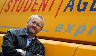 Student Agency roste, letos nabere 300 lidí
