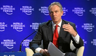 Jednal jsem v dobré víře, odpovědnost přijímám, řekl o Iráku Blair