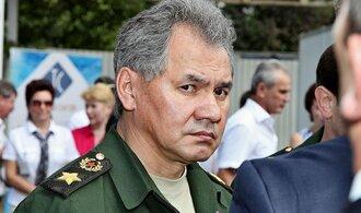 Ruský ministr obrany chce proškolit gubernátory pro případ války