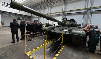 Čeští zbrojaři mají zlaté časy. Export loni dosáhl rekordních 15 miliard