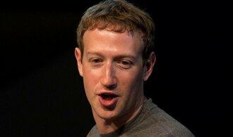 Mark Zuckerberg je už šestým nejbohatším člověkem na planetě