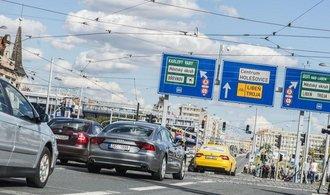 Praha 6 chce kvůli zácpám uzavřít výjezd z tunelu Blanka