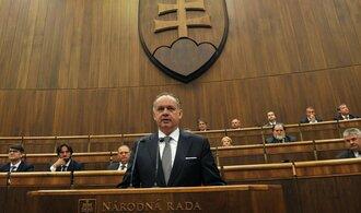 Ztratili jsme sympatie Evropy, kritizoval Kiska vládu za přístup k migrační krizi