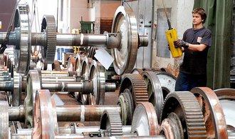 Železniční průmysl zvyšuje své tržby díky exportu