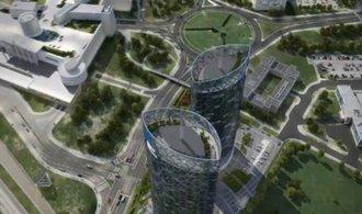 Projekt mrakodrapů na Chodově koupil exmanažer PPF Karel Pražák