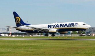 Irský Ryanair posiluje na Letišti Václava Havla. Nové linky budou do Španělska a Polska