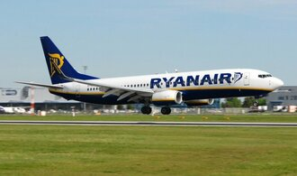 Ryanair otevře základnu v Praze, spustí dvě nové linky do Itálie