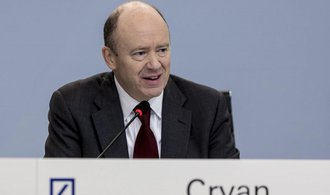 Bankéři jsou stále přeplacení, varuje šéf Deutsche Bank zaměstnance