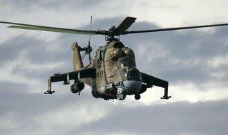 Moskva se prý zapojila do bojů. Ruské vrtulníky útočily na Ukrajince