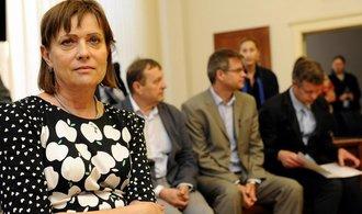 Soud uložil Vitáskové v kauze solárních elektráren osm a půl roku vězení