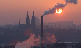 Česko se potýká se znečistěným vzduchem. Potíže mají i menší obce