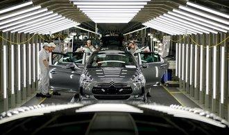 Francouzská automobilka PSA zvýšila tržby, pomohl návrat evropské poptávky
