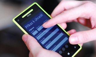 Banku v mobilu používá více než 1,1 milionu Čechů