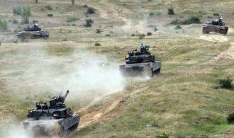 Americké tanky do Polska dorazí v polovině příštího roku