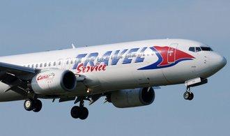 Travel Service začne létat do Moskvy, dovoleno má sedm letů týdně