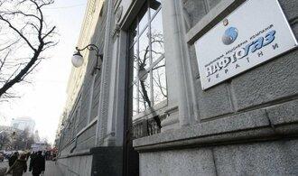 Ukrajinský Naftogaz hospodařil v pololetí se ztrátou