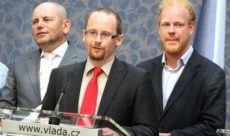 Šéfem EGAP má být ekonom Jan Procházka