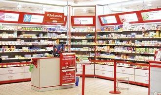Velké sítě lékáren vydělávají i díky svým e-shopům
