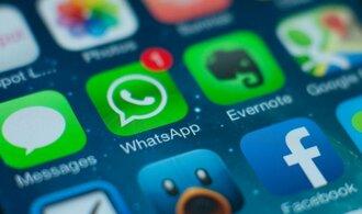 Evropská unie varuje WhatsApp, vadí jí sdílení dat s mateřským Facebookem
