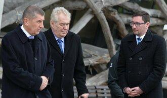 Zeman v Čapím hnízdě: Politici nemají být soudci