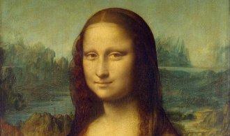 Objevená kostra možná odhalí tajemství úsměvu Mony Lisy