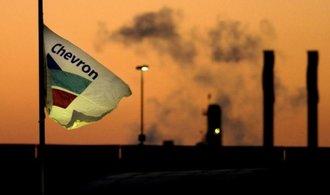 Nigerijští demonstranti blokují terminál ropného giganta Chevron
