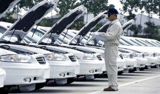Exportéři aut spoléhají na Čínu, tamní prodeje ale brzdí