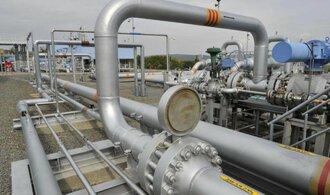 Slovensko: Za pokles ruských dodávek plynu může technický problém