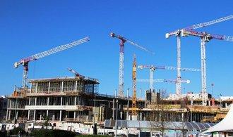 Objem veřejných stavebních zakázek vzrostl na 28 miliard