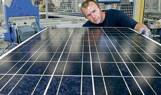 Solárníci podle ERÚ manipulovali s údaji o výrobě proudu