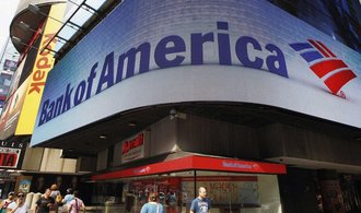 Nový daňový zákon srazil zisk Bank of America na polovinu