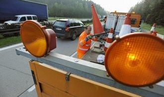 Opravy dálnice D1 nabraly zpoždění, ŘSD si hodlá došlápnout na stavaře pod vedením Geosanu