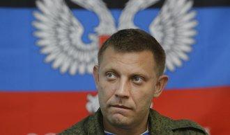 Žádná autonomie, jen nezávislý Donbas. Šéf povstalců znovu otočil